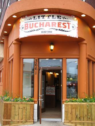 Little Bucharest Bistro best german restaurants in chicago;