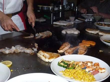 Benihana - Schaumburg best comfort food chicago;