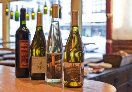 City Winery best chicago rooftop restaurants;