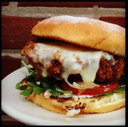 DMK Burger Bar best comfort food chicago;