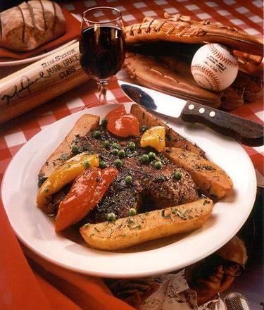 Harry Caray's Italian Steakhouse, Lombard Top 10 Steakhouse;