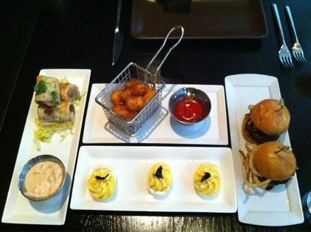 Sable Kitchen & Bar best restaurant chicago;