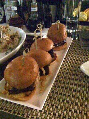 Sable Kitchen & Bar best restaurants in chicago loop;