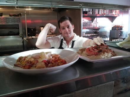 2 Sparrows best restaurants in chicago loop;