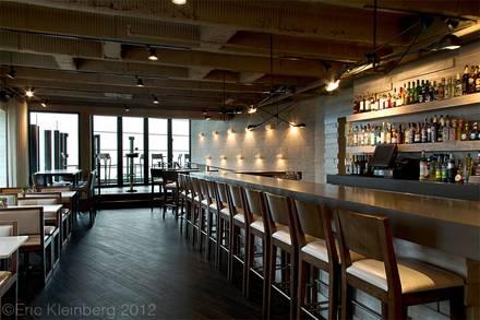 The J. Parker best chicago rooftop restaurants;
