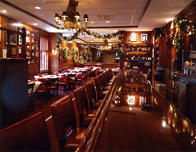 Gene and Georgetti  Great Steakhouses;