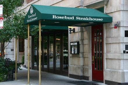 Rosebud Steakhouse Chicago's Best Steak 2018;