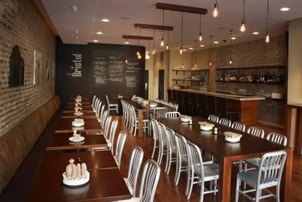 The Bristol best chicago rooftop restaurants;