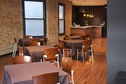 The Bristol best comfort food chicago;