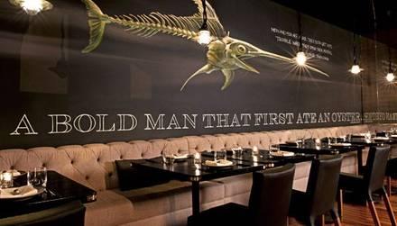 GT Fish & Oyster best restaurant in chicago;