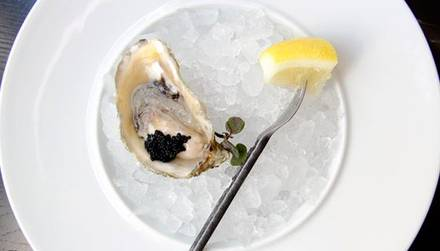 GT Fish & Oyster chef week chicago;