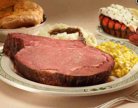 Lawry's The Prime Rib - Chicago USA's BEST STEAK RESTAURANTS 2020;