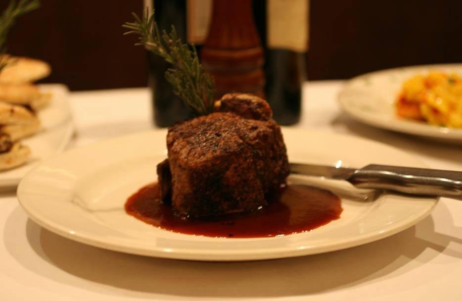 The Grillroom Chophouse & Winebar Restaurant on Best Steakhouse ...