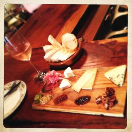 Rootstock Wine and Beer Bar best comfort food chicago;