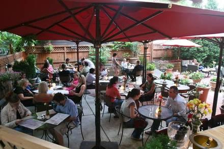 Enoteca Roma Ristorante best restaurants in chicago loop;
