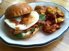 Eggy's Diner best chicago rooftop restaurants;
