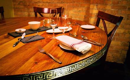 Bar Pastoral best comfort food chicago;