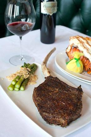 Del Frisco's Double Eagle Steak House US's BEST STEAK RESTAURANTS 2018;