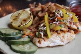 Public House best fried chicken in chicago;