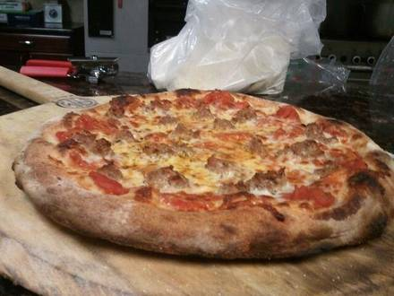 Flour & Stone best italian restaurant in chicago;
