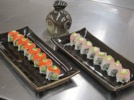 Stetson's Modern Steak + Sushi prime steakhouse