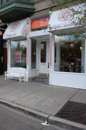 Starfruit Cafe - Lincoln Park best chicago rooftop restaurants;