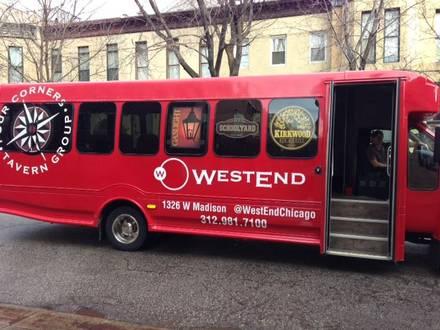 WestEnd Bar & Grill best comfort food chicago;