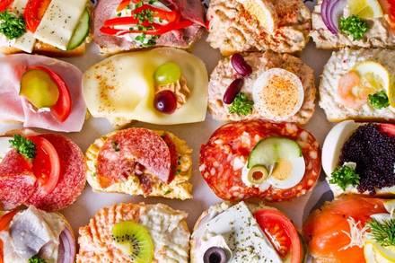 Duran European Sandwiches Cafe best chicago rooftop restaurants; Sandwiches