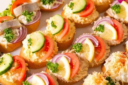 Duran European Sandwiches Cafe best comfort food chicago; Sandwiches