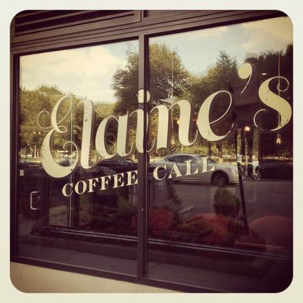 Elaine's Coffee Call best comfort food chicago; Elaine's Coffee Call