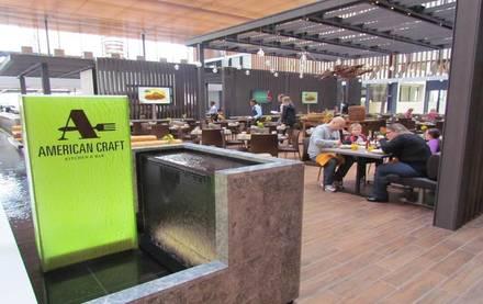 American Craft Kitchen & Bar best chicago rooftop restaurants;