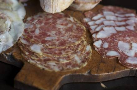 Old Town Social best chicago rooftop restaurants; Charcuterie. Photo: Old Town Social