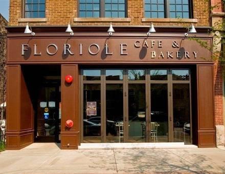 Floriole Cafe & Bakery best chicago rooftop restaurants; Floriole