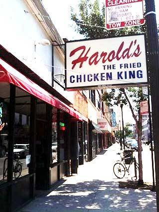 Harold's Chicken Shack, No. 36 - Wicker Park best italian restaurant in chicago;