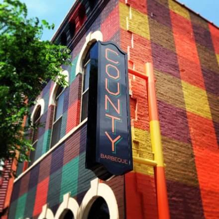 County Barbeque best chicago rooftop restaurants;