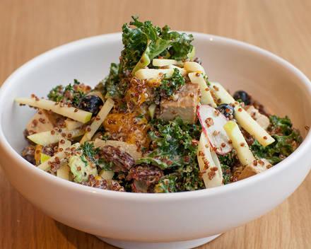 Standard Market Grill best comfort food chicago;