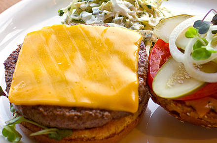 Standard Market Grill best french bistro chicago;