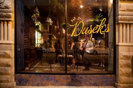 Dusek's Board & Beer/Punch House best comfort food chicago;