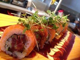 Yuzu Sushi & Robata Grill best german restaurants in chicago;