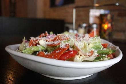 Pizzeria Serio best greek in chicago;