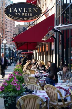 Tavern On Rush USA's BEST STEAK RESTAURANTS 2alif018;