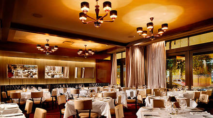 Mastro's Steakhouse - Chicago Best Steak Restaurant;