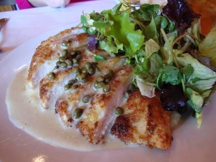 Roberto's Ristorante & Pizzeria best fried chicken in chicago;