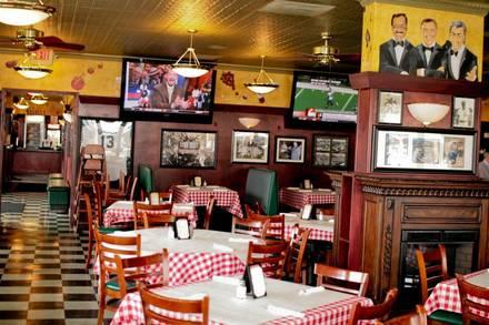 Pizano's Pizza & Pasta - Loop best comfort food chicago;