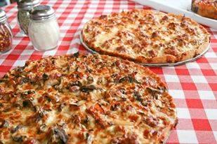 Pizano's Pizza & Pasta - Loop best italian restaurant in chicago;