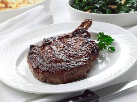 Palm Restaurant - Chicago Top 10 Steakhouse;