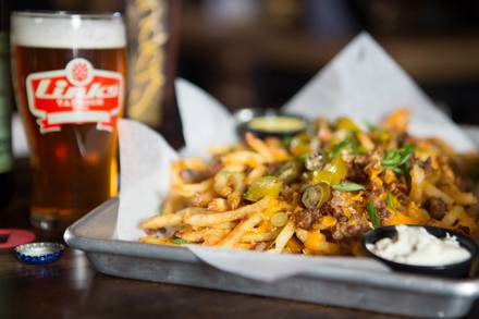 Links Taproom best comfort food chicago;