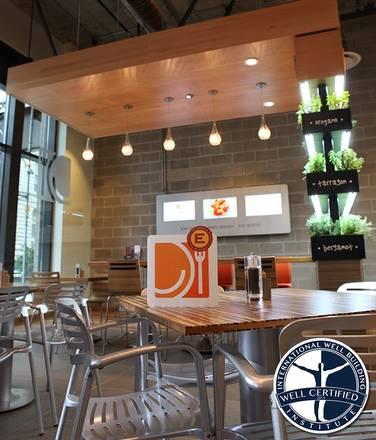 Lyfe Kitchen best chicago rooftop restaurants;