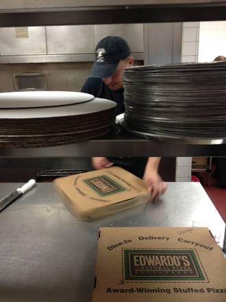 Edwardo's Natural Pizza best french bistro chicago;