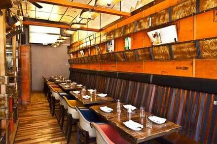 Ruxbin Kitchen best chicago rooftop restaurants;